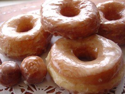 classic glazed donut krispy kreme glazed doughnuts glazed doughnuts ...